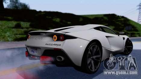 Arrinera Hussarya v2 for GTA San Andreas left view