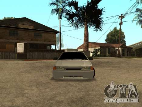 VAZ-2115 for GTA San Andreas left view