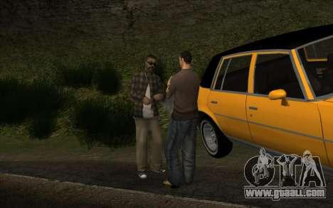 Life situation 4.0 for GTA San Andreas