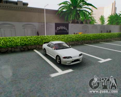 Nissan Skyline R32 GTR for GTA San Andreas