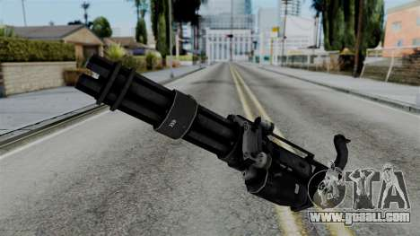 CoD Black Ops 2 - Dead Machine for GTA San Andreas