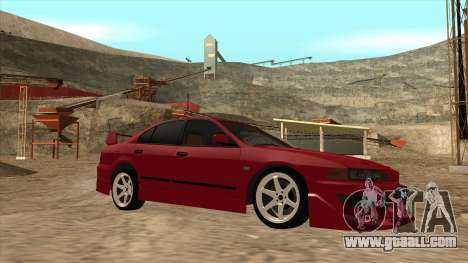 Mitsubishi Galant VR-4 (2JZ-GTE) for GTA San Andreas left view