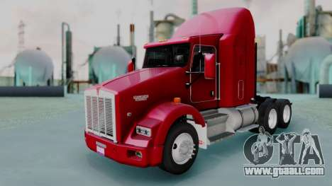 Kenworth T800 38s Austero Flat Top for GTA San Andreas