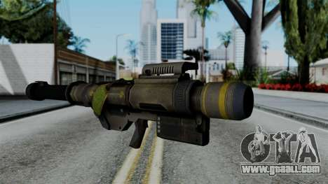 CoD Black Ops 2 - FHJ-18 for GTA San Andreas