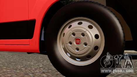 Fiat Ducato SMURD for GTA San Andreas right view