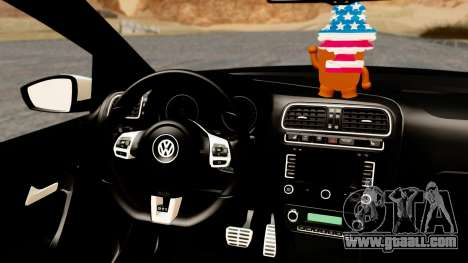 Volkswagen Polo GTI for GTA San Andreas right view
