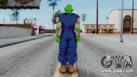 DBZBT3 - King Picoro for GTA San Andreas third screenshot