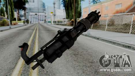 CoD Black Ops 2 - Dead Machine for GTA San Andreas second screenshot