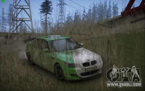 BMW m5 e60 Verdura for GTA San Andreas