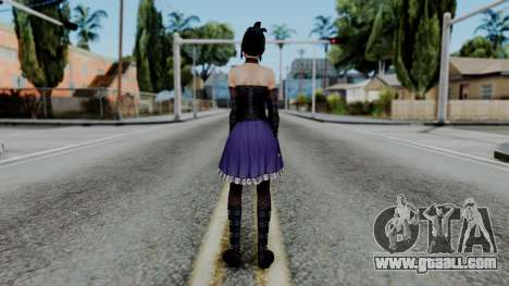 Marvel Future Fight - Sister Grimm for GTA San Andreas third screenshot