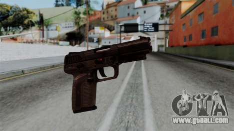 CoD Black Ops 2 - TAC-45 for GTA San Andreas