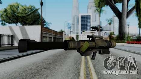 CoD Black Ops 2 - FHJ-18 for GTA San Andreas second screenshot