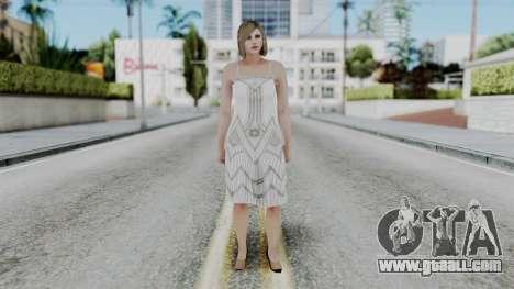 GTA Online Be My Valentine Skin 3 for GTA San Andreas second screenshot