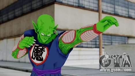 DBZBT3 - King Picoro for GTA San Andreas