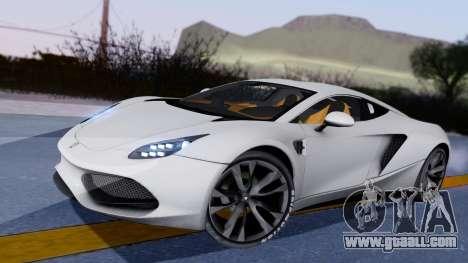 Arrinera Hussarya v2 for GTA San Andreas