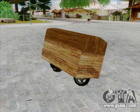 Faggio Sunduk for GTA San Andreas