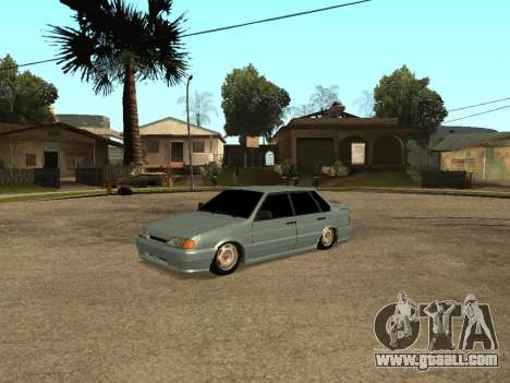VAZ-2115 for GTA San Andreas