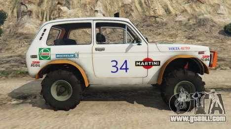 VAZ-2121 [off-road] for GTA 5