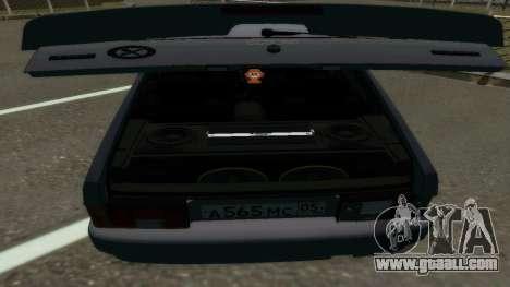 VAZ 2114 Brodyaga for GTA San Andreas right view