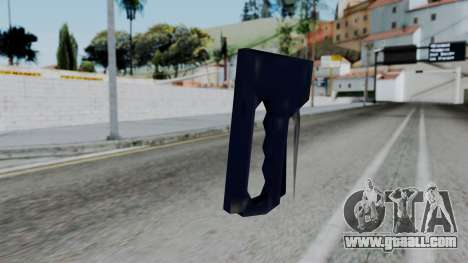 Vice City Beta Stapler for GTA San Andreas