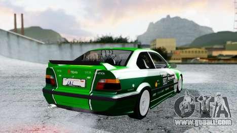 BMW M3 Coupe E36 (320i) 1997 for GTA San Andreas engine