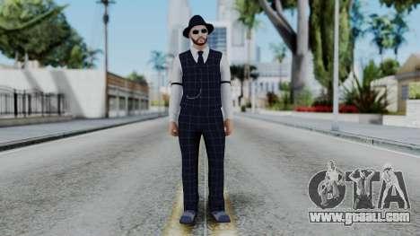 GTA Online Be My Valentine Skin 5 for GTA San Andreas second screenshot
