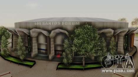 Stadium LS for GTA San Andreas