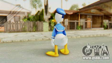 Kingdom Hearts 2 Donald Duck v1 for GTA San Andreas third screenshot