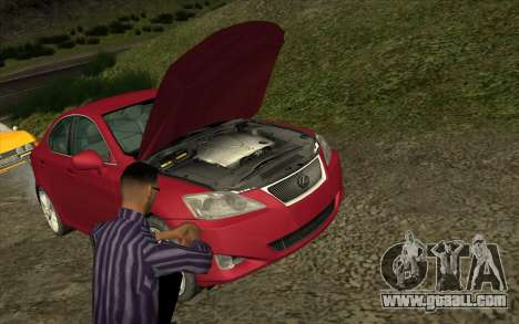 Life situation 4.0 for GTA San Andreas forth screenshot