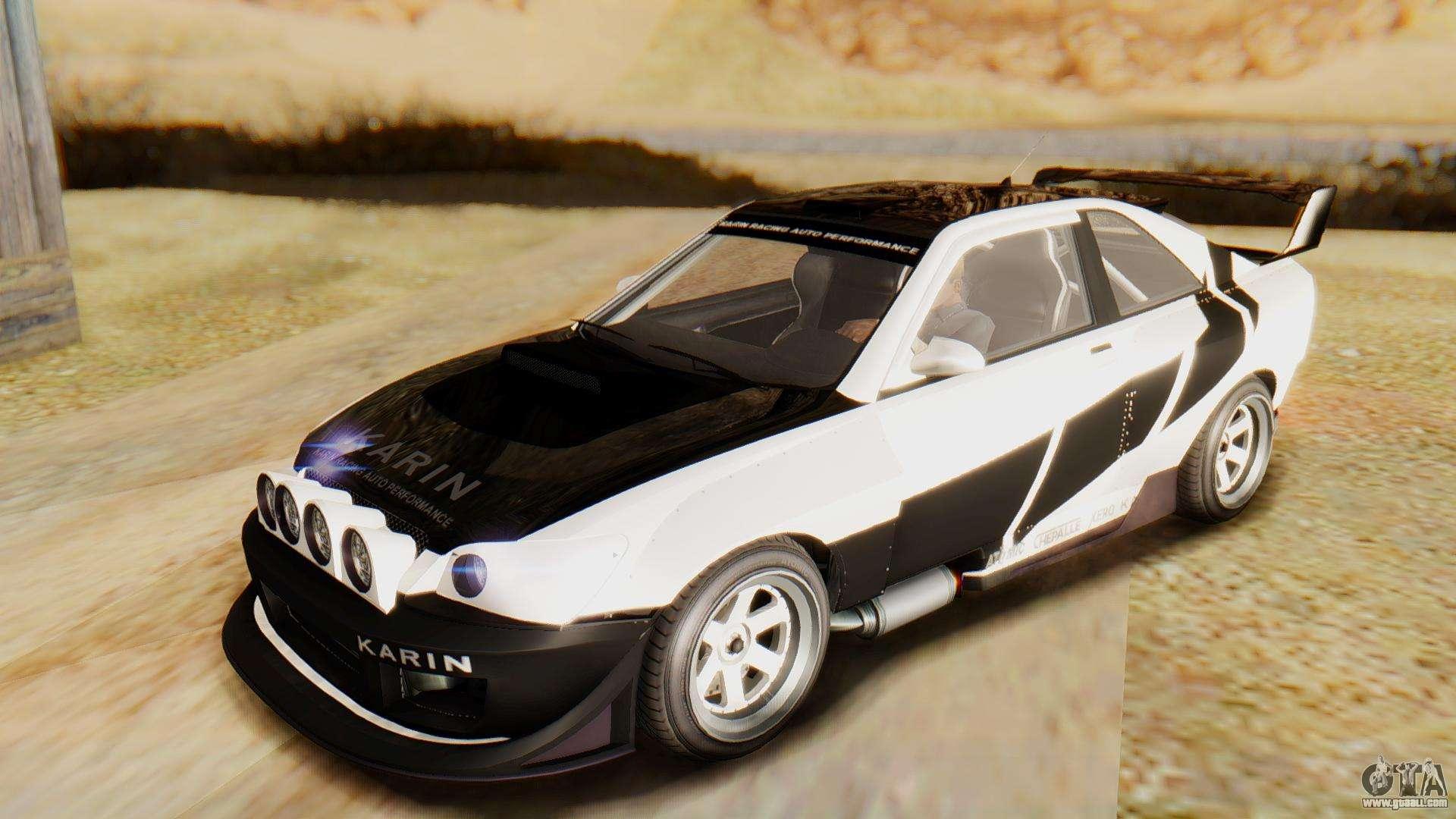 GTA 5 Karin Sultan RS for GTA San Andreas