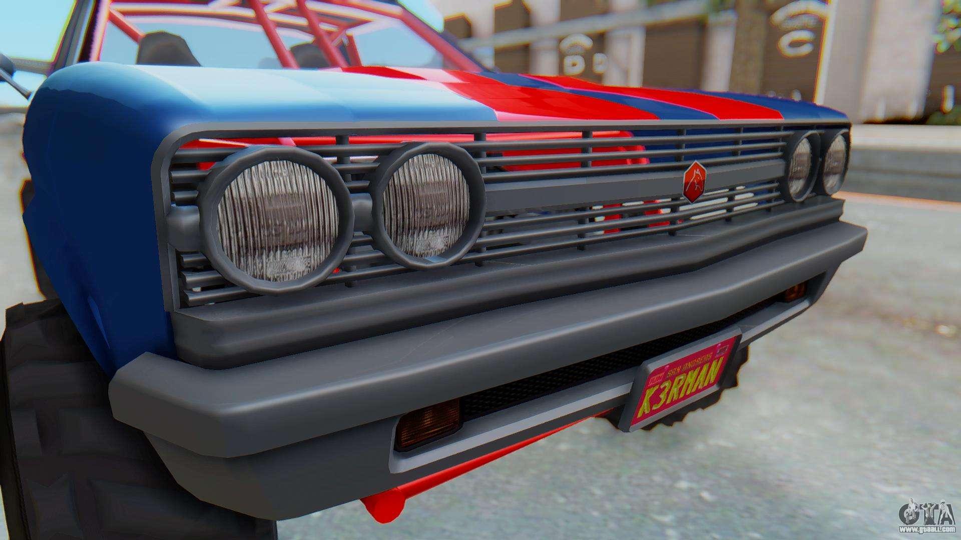 GTA 5 Cheval Pi...