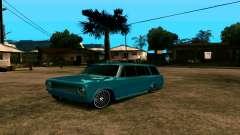 VAZ 2102 БПАN for GTA San Andreas