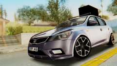 Kia Ceed Stance AirQuick for GTA San Andreas