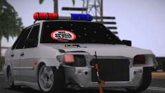VAZ 2115 Hobo for GTA San Andreas