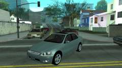 Toyota Altezza Tunable for GTA San Andreas