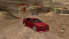 Mitsubishi Galant VR-4 (2JZ-GTE) for GTA San Andreas