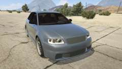 Audi A3 1999 Sport Edition for GTA 5