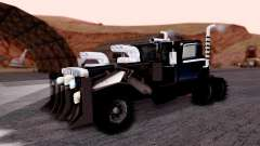 Mad Max The War Rig Bilge Tuning