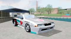Elegy 4 Drift Drivers V2.0 for GTA San Andreas