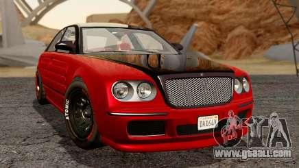 GTA 5 Enus Cognoscenti 55 Arm for GTA San Andreas
