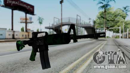 M16 A2 Carbine M727 v4 for GTA San Andreas