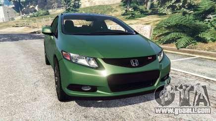 Honda Civic SI v1.0 for GTA 5