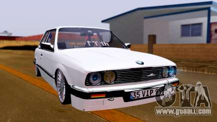 BMW M3 E30 Special for GTA San Andreas