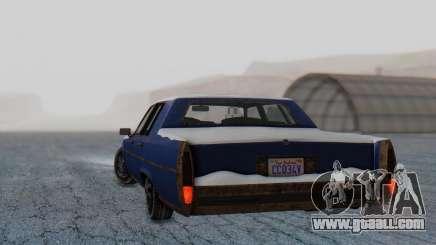 Albany Emperor North Yankton for GTA San Andreas