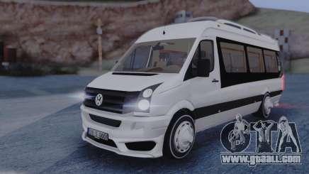 Volkswagen Crafter 2015 for GTA San Andreas