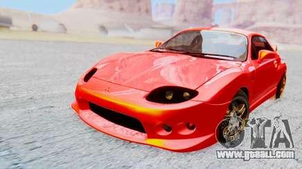 Mitsubishi FTO GP 1998 Version R for GTA San Andreas