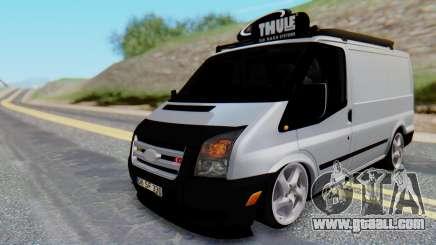 Ford Transit 2007 Model AirTran for GTA San Andreas