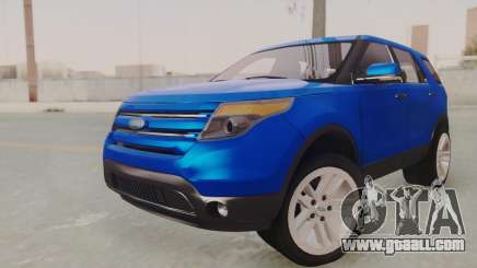 Ford Explorer for GTA San Andreas