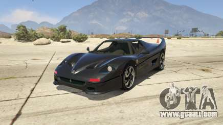 Ferrari F50 Autovista for GTA 5