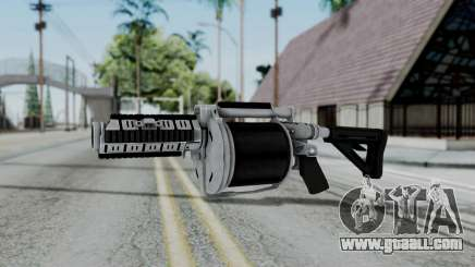 GTA 5 Grenade Launcher for GTA San Andreas